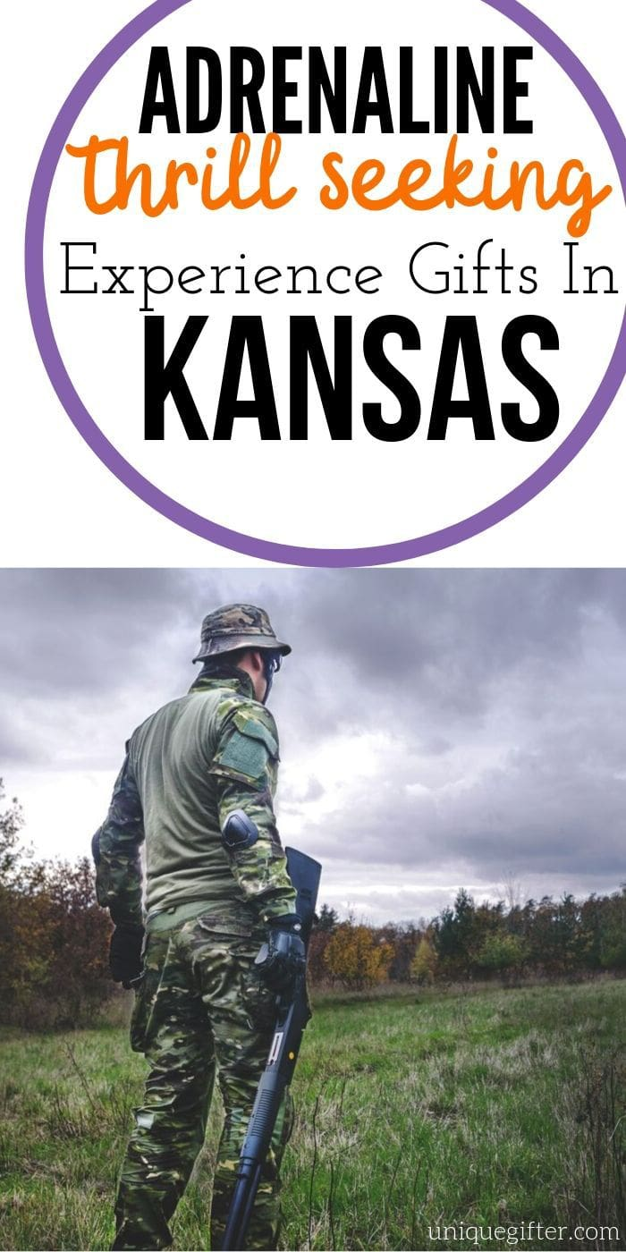 Adrenaline Junkie Experience Gifts in Kansas | Kansas Gifts | Unique Kansas Gifts | Creative Kansas Gifts | Kansas Presents | Experience Gifts | #gifts #giftguide #kansas #experience #uniquegifter