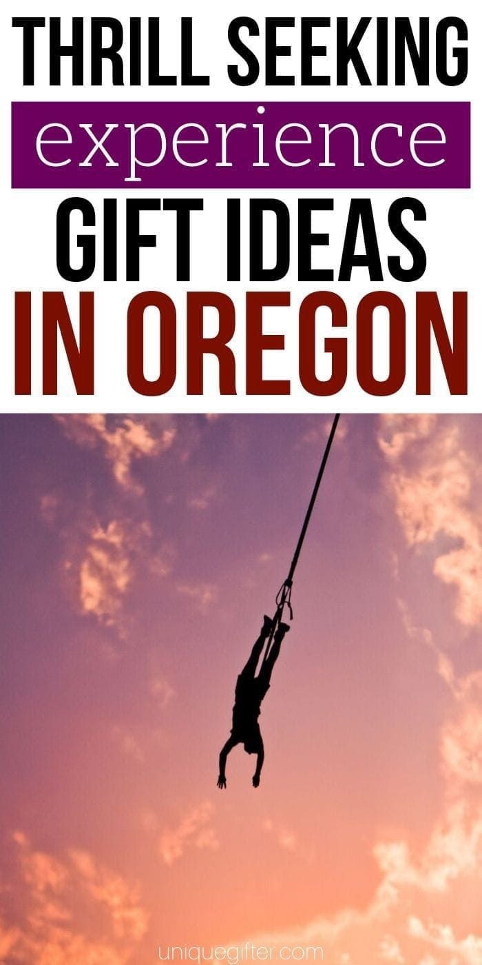 Adrenaline Junkie Experience Gifts in Oregon | Oregan Gifts | Creative Oregan Gifts | Easy Oregan Gifts | Oregan | Experience Gifts | Adventure Gifts | #gifts #giftguide #presents #oregan #uniquegifter #experience #adventure