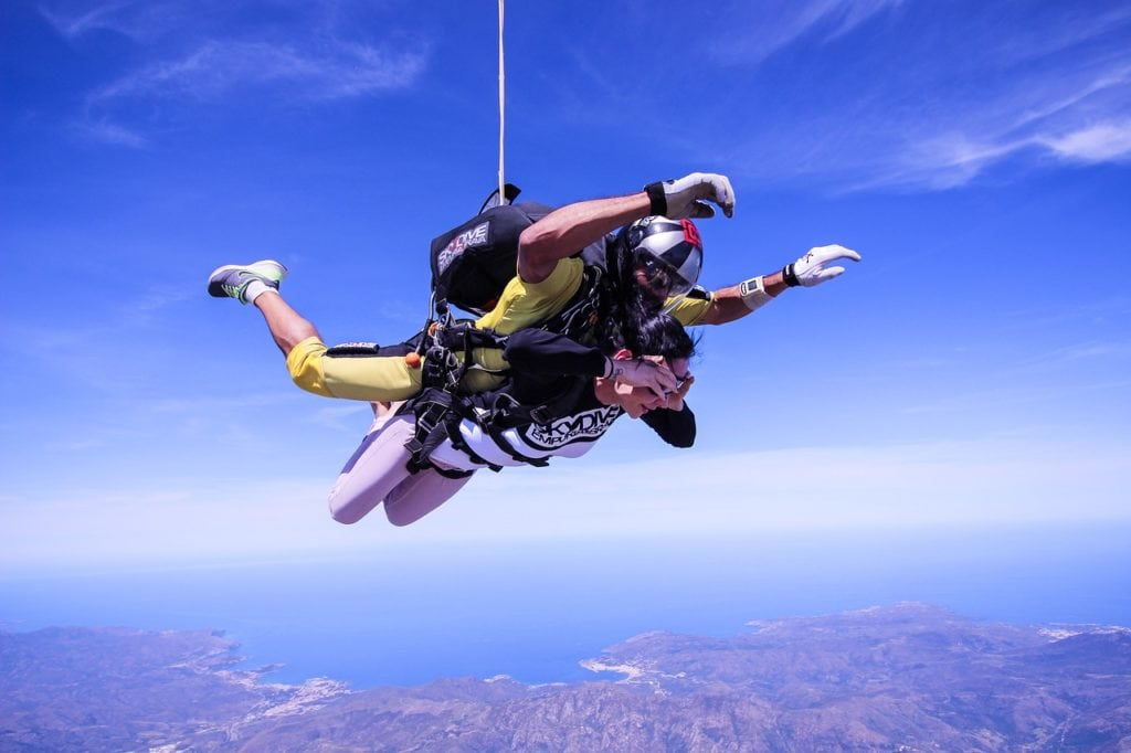 Adrenaline Junkie Experience Gifts in New York | Unique Gifter