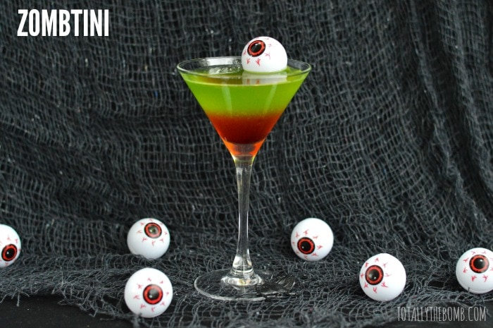 Make Your Own Zombtini