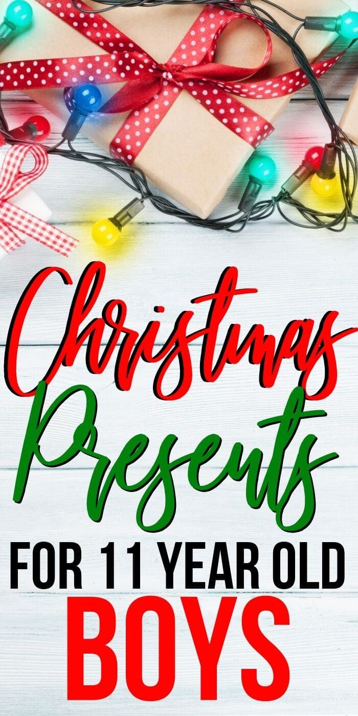 Christmas presents for 11-year-old boys   Boy Gifts   Boy Presents   11-Year-Old Boy Gifts   Kids Gifts   Kids Presents   #gifts #giftguide #presents #boys #uniquegifter #kids