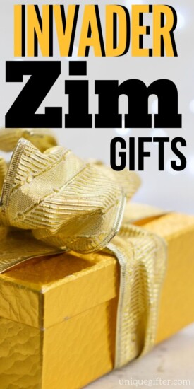 Invader Zim Gifts For 90's Kids   Invader Zim Gifts   Invader Zim Presents   Unique Invader Zim Presents   Ideas For Invader Zim Fans   #gifts #giftguide #presents #invaderzim #holidays #uniquegifter