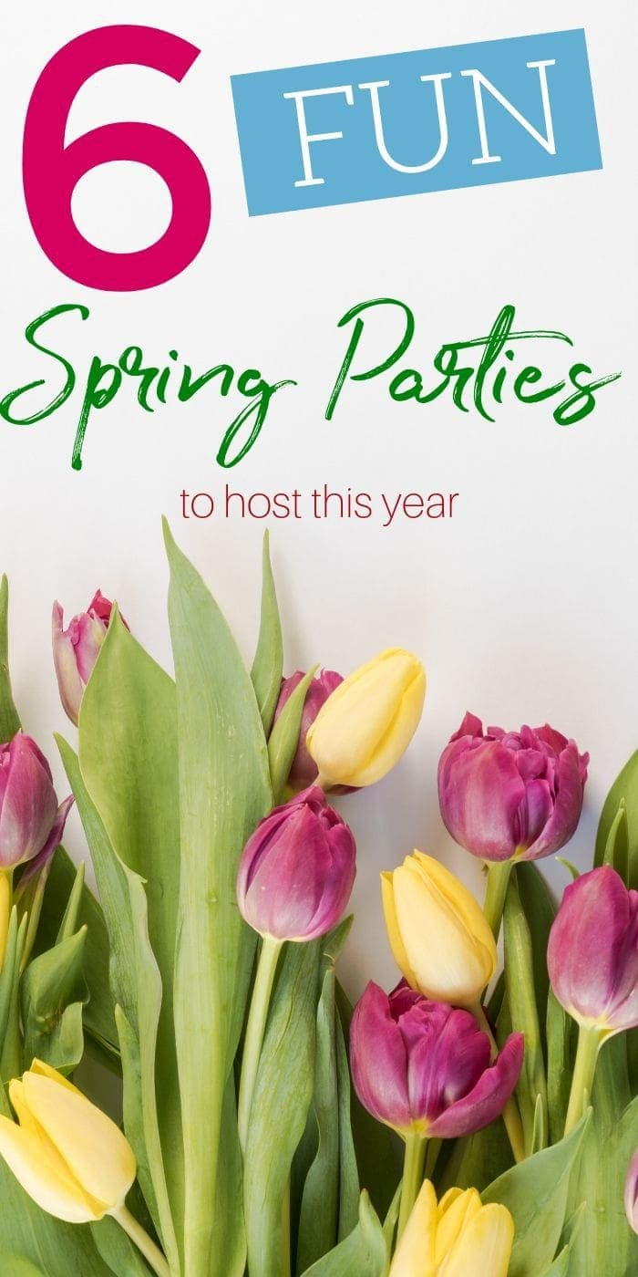 Fun Spring Parties to Host This Year | Spring Party Planning | Ideas For Spring Parties | Party Planning | Ideas For Parties | #party #partyplanning #spring #ideas #easy #uniquegifter