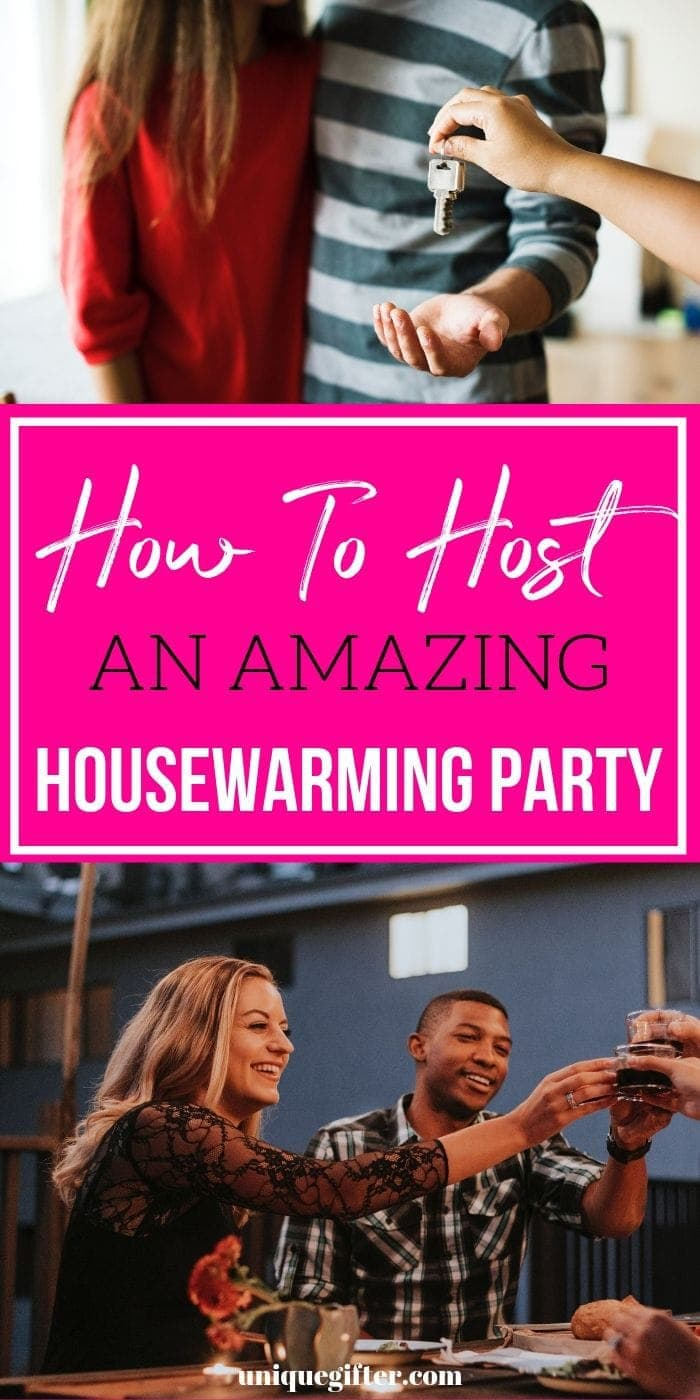 How to Host an Amazing Housewarming Party | Housewarming Party | Throwing A Housewarming Party | #party #housewarming #throwingaparty #partyplanning #easy #uniquegifter