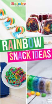 15+ Rainbow Snack Ideas | Rainbow Food Ideas | Party Planning Food | Rainbow Food For Parties | Snacks For School | Party Snacks | #food #snacks #rainbow #creative #party #easy #uniquegifter