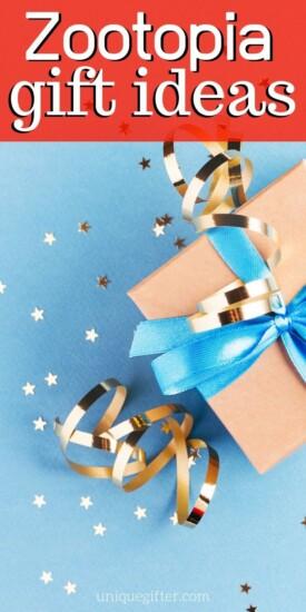 Zootopia Gift Ideas   Zootopia Fan Gifts   Creative Gifts For Zootopia Lovers   Zootopia Movie Presents   Unique Zootopia Gifts   #gifts #giftguide #presents #creative #unique #zootopia #uniquegifter