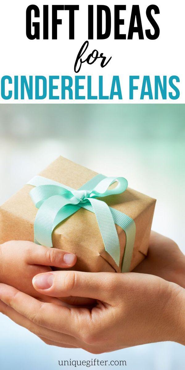 Best Cinderella Gift Ideas | Gifts For Cinderella Fans | Cinderella Gift Ideas For Anyone | Gifts For Anyone Who Loves Cinderella | #gifts #giftguide #presents #cinderella #disney #uniquegifter