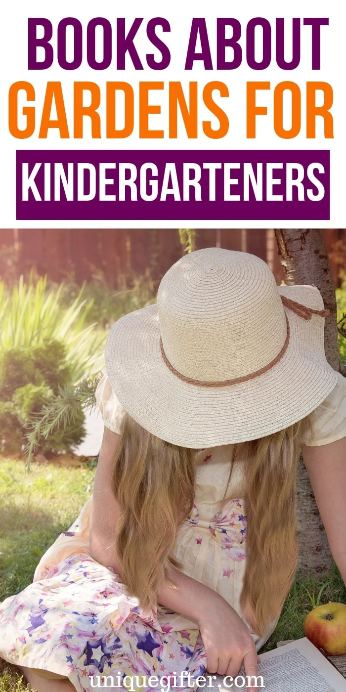 Books About Gardens for Kindergartners | Gifts For Kids | Books For Kids | Interesting Gardening Books For Kids | Teach Your Children About Gardening Books | #books #gardening #kids #kindergartners #unique #creative #uniquegifter #gifts #giftguide