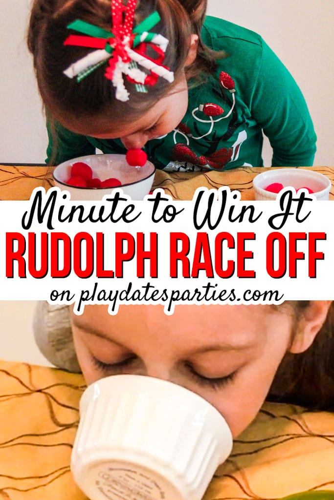 Rudolph Race Off | Hilarious Christmas Party Games