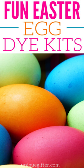 Fun Easter Egg Dye Kits | Egg Dying Kits | Best Egg Decorating Kits For Kids | Egg Decorating For Adults | #easter #eggs #decorating #kits #easy #fun #entertaining #uniquegifter