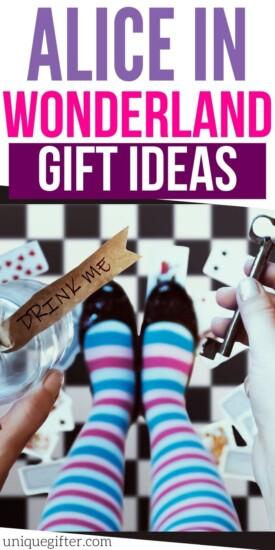 Best Alice in Wonderland Gifts | Alice In Wonderland Presents | Creative Gift Ideas For Fans Of Alice In Wonderland | Awesome Alice In Wonderland Presents | #gifts #giftguide #presents #aliceinwonderland #uniquegifter