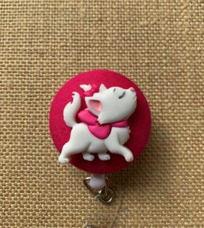 Aristocats ID Badge Reel