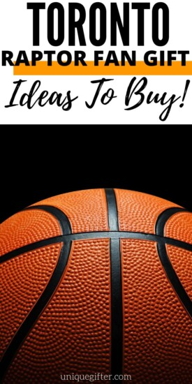 Best Toronto Raptors Fan Gift Ideas | Gifts For Toronto Fans | Awesome Presents For Basketball Fans | Terrific Sports Gift Guide | #gifts #giftguide #toronto #basketball #uniquegifter