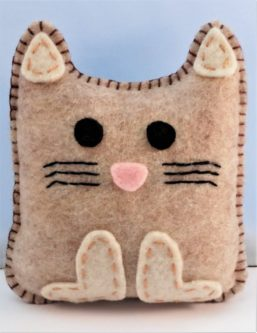 Cat Stuffed Toy