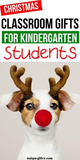 Best Christmas classroom gifts for Kindergarten Students | Kindergarten Gift Ideas | Presents For Kids | Little Kids Gift Ideas | Thoughtful Gifts For Kids | #gifts #giftguide #kindergarten #giftexchange #uniquegifter