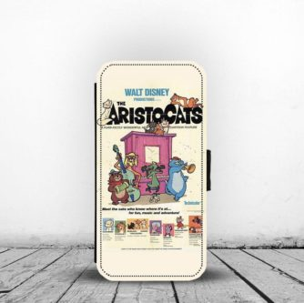 Classic Aristocats Wallet Phone Case