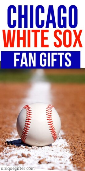 Chicago White Sox Gifts | White Sox Gift Ideas | White Sox Decorations | White Sox Decor | Baseball Gifts | Baseball Fan Decor | Baseball Decorating Ideas | White Sox Merchandise Gift Ideas for Fans | White Sox Baseball Gift Inspiration | Baseball Gift Inspiration | #gifting #baseball #whitesox #chicago