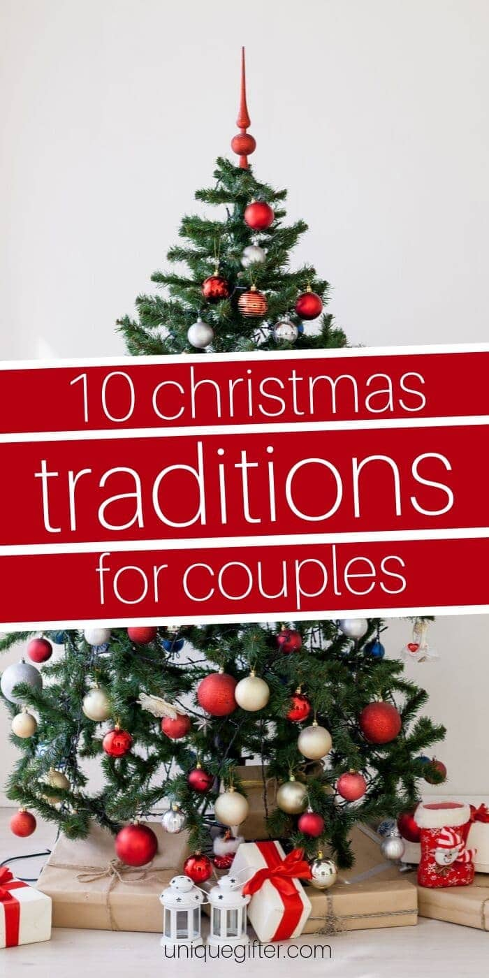 Christmas Traditions for Couples | Christmas Traditions | Ways to Spend Christmas Together | Christmas Celebration Ideas For Couples | #christmas #couple #traditions #uniquegifter