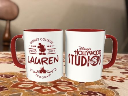 DCP Personalized Location Mug