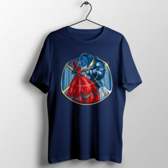 Deadpool And Beast T-Shirt