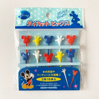Disney Bento Accessories