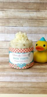 Duck Farts Body Butter