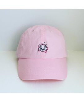 Embroidered Marie Dad Hat