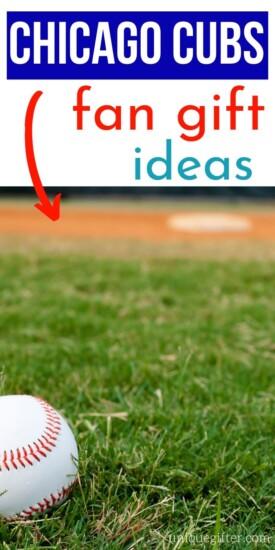 Best Fantastic Chicago Cubs Fan Gift Ideas | Baseball Fananatics | Cubbies Baseball | Baseball Fans Gift Ideas | Creative Baseball Presents | #gift #giftguide #presents #baseball #cubs #chicago #uniquegifter