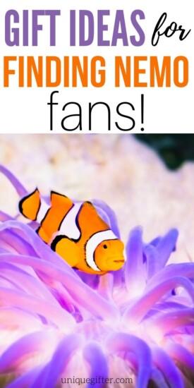 Pixar Gift Ideas | Pixar Gifts | Finding Nemo Gift Ideas for Kids | Kid's Birthday Ideas | Kid's Birthday Gifts | Disney Pixar Themed Gifts | Pixar Party Ideas | Finding Nemo Party | The Best Finding Nemo Gifts | #pixar #disney #findingnemo #kidsparty #giftideas
