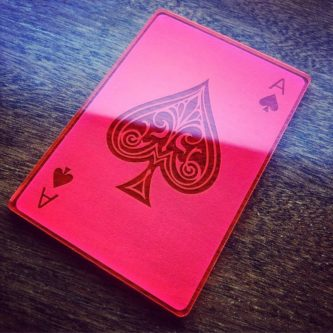 Gambit Playing Card