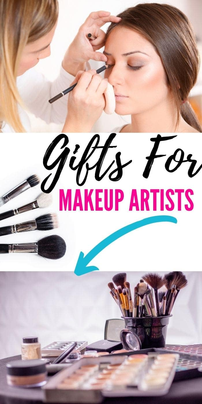 Best Gift Ideas For Your Favorite Makeup Artist | Thank You Gifts For Makeup Artist | Gifts For Beautician | Creative Makeup Artist Gift Ideas | #gifts #giftguide #presents #makeup #makeupartist #uniquegifter