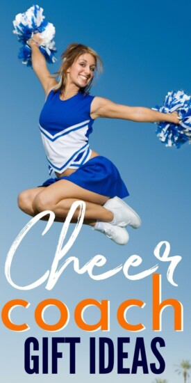 Best Gift Ideas for Cheer Coach | Presents For Coach | Presents For Cheer Coach | Cheer Gifts Your Coach Will Adore | #gifts #giftguide #cheer #coach #creative #thoughtful #uniquegifter