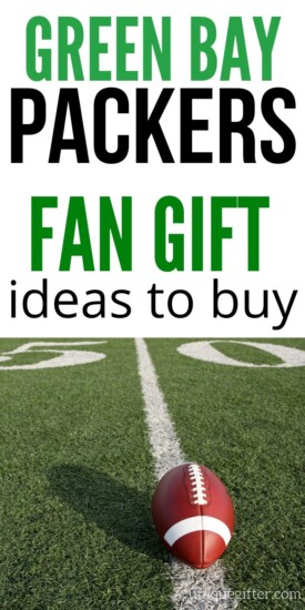 Green Bay Packers Gift Ideas | Gifts for Packers Fans | The Best Green Bay Packers Football Gifts | Football Fan Gift Ideas | #packersfootball #football #gifts #giftideas