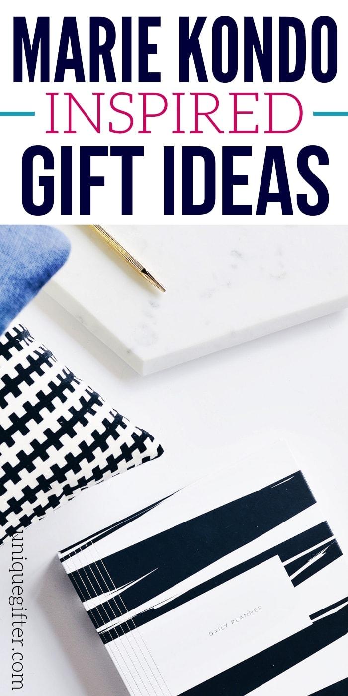 Best Gift Ideas for Marie Kondo Fans | Marie Kondo Fan Gifts | Creative Gifts For Fans Of Marie Kondo | Marie Kondo Presents | #gifts #giftguide #presents #mariekondo #uniquegifter
