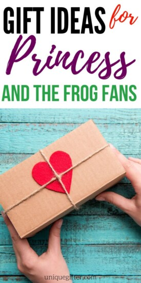 Best Gift Ideas for The Princess and the Frog | Princess And The Frog Gift Ideas | Gifts For Fans Of Princess And The Frog | #gifts #giftguide #presents #princessandthefrog #disney #uniquegifter