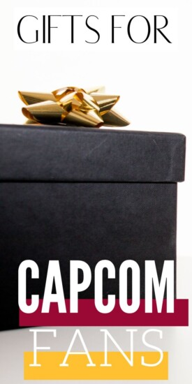 Gifts For Capcom Fans