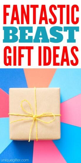 Best Gifts For Fantastic Beasts Fans | Fantastic Beasts Gifts | Creative Gifts For Fantastic Beasts Fans | #gifts #giftguide #presents #fantastic #beasts #creative #uniquegifter