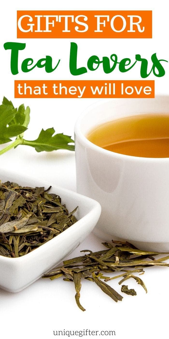 Best Gifts For People Who Love Tea