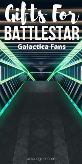 Best Gifts for Battlestar Galactica Fans   Battlestar Galactica Fan Gifts   Gifts For Battlestar Galactica Fanatics   #gifts #giftguide #presents #battlestargalactica #uniquegifter