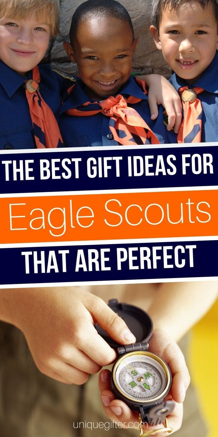 Best Gifts for Eagle Scouts | Eagle Scouts Gift Ideas | Creative Gifts For People Who Are Eagle Scouts | Thoughtful Scouts Gifts | #gifts #giftguide #presents #eaglescouts #uniquegifter