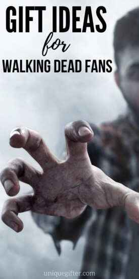 Best Gifts for Walking Dead Fans | Walking Dead Gift Ideas | Gifts For Fans Of Walking Dead | Presents For Walking Dead Fans | #gifts #giftguide #presents #creative #unqiuegifter