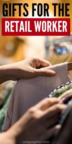 Retail Employee Gift Ideas | Gifting to Retail Workers | Gifts for Retail Workers | Best Gift Ideas to Give to Retail Workers | Retail Employee Presents | Best Gifts for People Working in Retail | #retail #employeegift #giftexchange #gifting