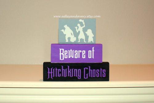 Hitchhiking Ghosts Blocks