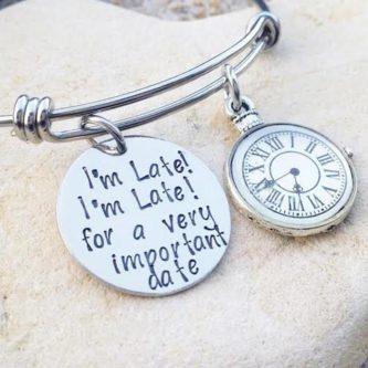 I'm Late Bracelet