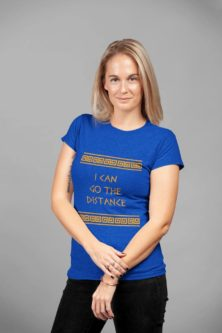 I Can Go The Distance T-Shirt