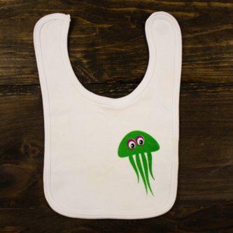 Jellyfish bib