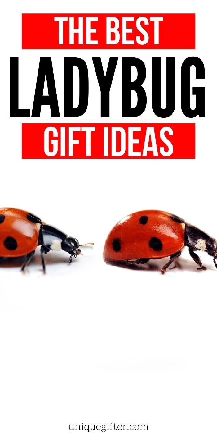 Best Gifts for Ladybug Lovers | Ladybug Presents | Ladybug Gift Ideas | Creative Ladybug Gifts | Fantastic Gifts For Ladybug Lovers | #gifts #giftguide #presents #ladybug #uniquegifter