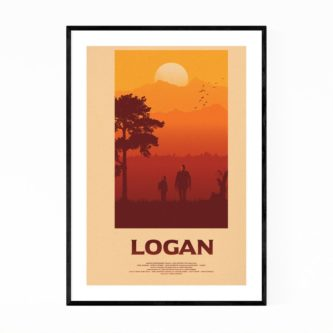 Logan Movie Print