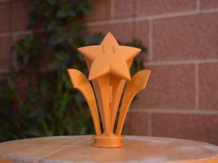 Mario Kart Star Trophy