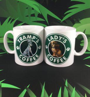 Matching Coffee Mugs